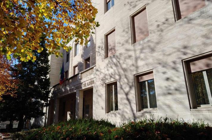La sede Salus di Gorizia
